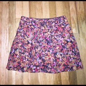 J. Crew Dresses & Skirts - JCrew floral skirt