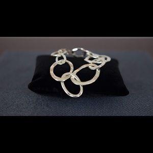 Chloe + Isabel Jewelry - Chloe and Isabel Organic Link Toggle Bracelet