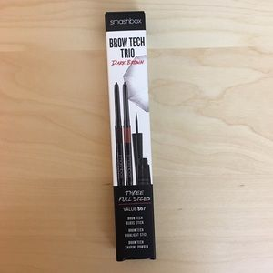 Smashbox Other - Smashbox Brow Tech Trio