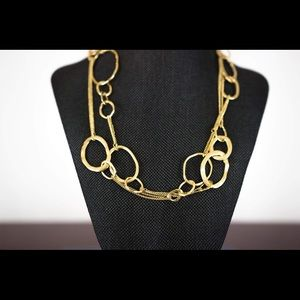 Chloe + Isabel Jewelry - Chloe and Isabel Long Organic Link Chain Necklace