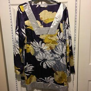 30% Off Bundles Beautiful Purple & Yellow Kimono