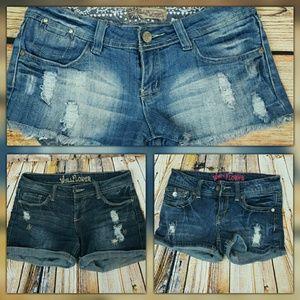 Wallflower Pants - BUNDLE  of Wallflower shorts