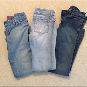 abercrombie kids Other - Lot of Abercrombie kids jeans/capris size, 14&12.