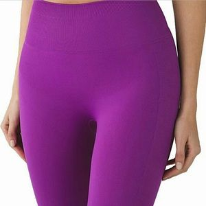lululemon athletica Other - Full length Lulu Zone in Tights