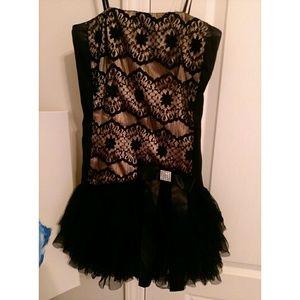 Blondie Nites Dresses & Skirts - Black Tutu Homecoming Dress