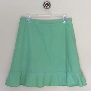 Dockers Dresses & Skirts - Dockers Green Skirt Size 10
