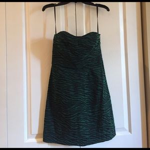 Diane von Furstenberg Dresses & Skirts - DVF Strapless Print Dress