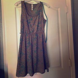 ModCloth Dresses & Skirts - Open back dress with belt