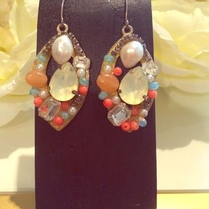 Jewelry - 💕Handmade earrings💕