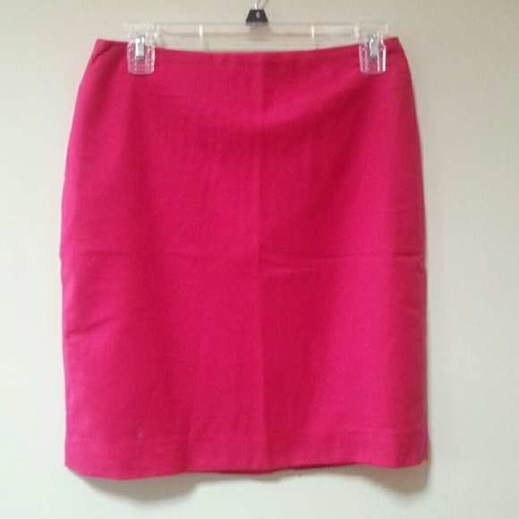 Talbots Dresses & Skirts - Beautiful pink A-line skirt. NWOT