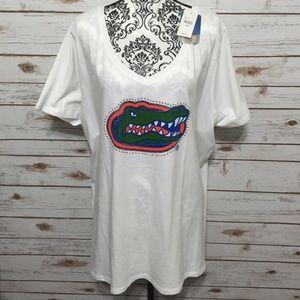 NCAA Tops - University of Florida Gator's Tee