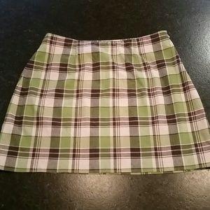 The Limited Dresses & Skirts - Vintage 90s The Limited plaid mini skirt