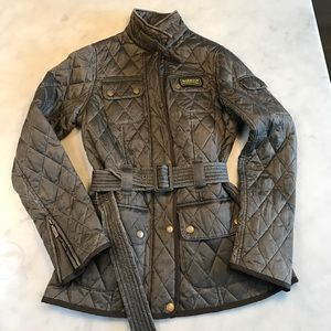Barbour Jackets & Blazers - Barbour women's b.international quilted jacket