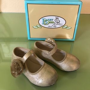Baby Deer Other - Gold dress shoes