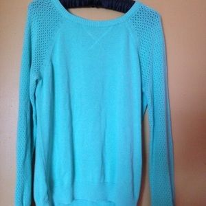 Rue 21 Turquoise sweater