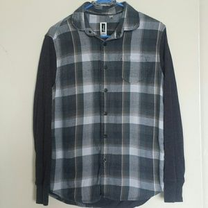 Howe Other - Men's Plaid Button-Down