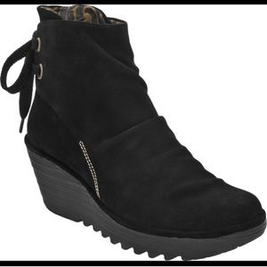 Fly London Shoes - Fly London Yama boot 39