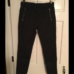 LOFT Pants - Loft, Audrey Hepburn style black crops, size 6
