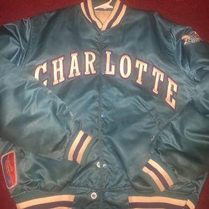 Authentic Original Vintage Style Other - Vintage Starter Charlotte Throwback Jacket