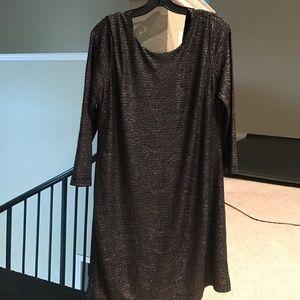 BCBGeneration low cut back Dress
