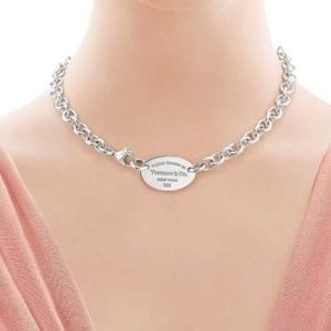 🔴🆑Authentic Please Return To Tiffany&Co Necklce