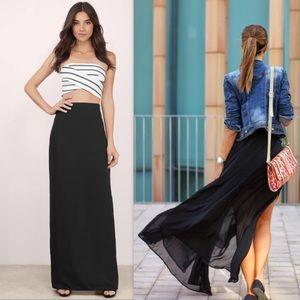 Lily White Dresses & Skirts - Black Skirt Bundle