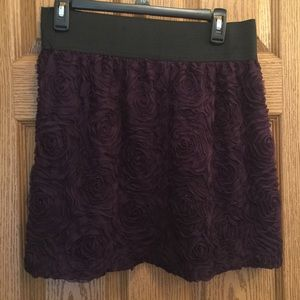 Maurice's size M formal skirt