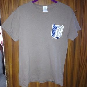 Attack on Titan shirt for sale