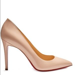 Christian Louboutin Shoes - Pre-Order Christian Louboutin Nude 100mm