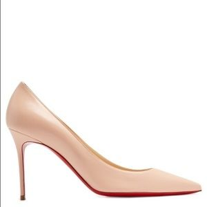 Christian Louboutin Shoes - Pre-Order Christian Louboutin Nude Pink 85mm