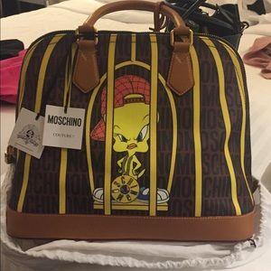 Moschino Handbags - Women's Moschino Looney Tunes Bugatti Bag