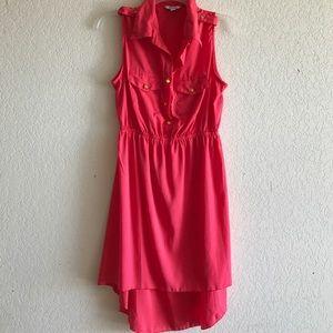 Dresses & Skirts - Coral dress