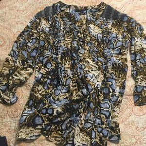 tolani Tops - Tolani blouse, size medium