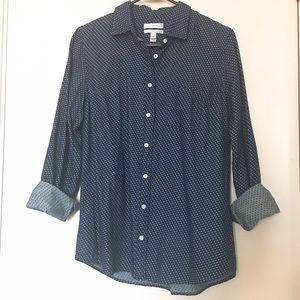 J. Crew Boy Shirt