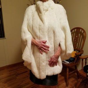 Scandinavian faux fur