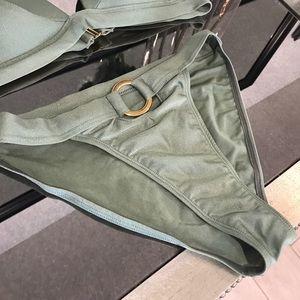 Swim - swim suit small bottom medium top.