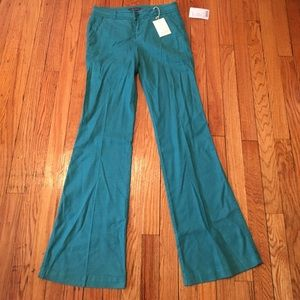 Anthropologie Pants - ANTHROPOLOGIE Level 99 Linen Trousers