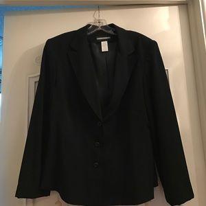 Jackets & Blazers - Black ladies blazer