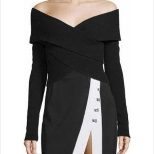 Kendall & Kylie Tops - Kendall Kylie Neiman Marcus cashmere off shoulder