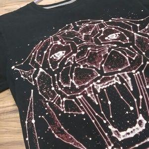 0def5e924a6ee4 Jordan Shirts - Men s S Jordan black panther constellation tshirt