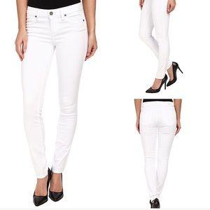 Paige Jeans Denim - Paige Jeans white Verdugo ultra skinny jeans