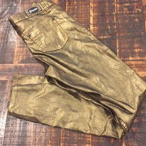 Rewash Denim - Gold Rewash Jeans Size 1