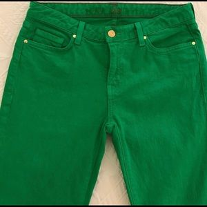 Kate Spade Broome Street Green Pants