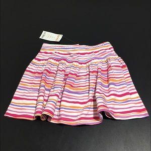 Gymboree Other - Size 5 Multicolor Stripe Skirt