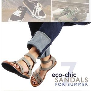 Simple Shoes - SImple Brand Eco Leather Sandals 7