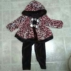 Little Lass Other - Lil girl 2 pc set