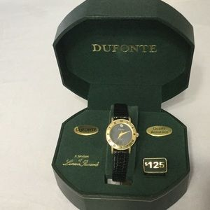 Lucien Piccard Jewelry - 🎓 DUFONTE Watch by Lucien Piccard - Vintage & NIB