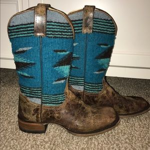 Stetson Shoes - Stetson cowboy boots 💙NEVER WORN💙
