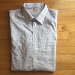 Eton Other - Eton 18.5 Long Sleeve Button Down Dress Shirt