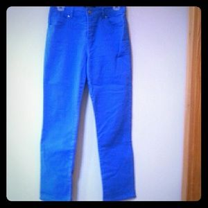 Very pretty blue jeans.  Never worn. NWOT